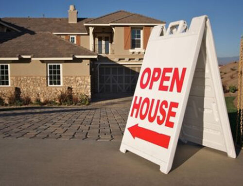 How to make the most of an open house